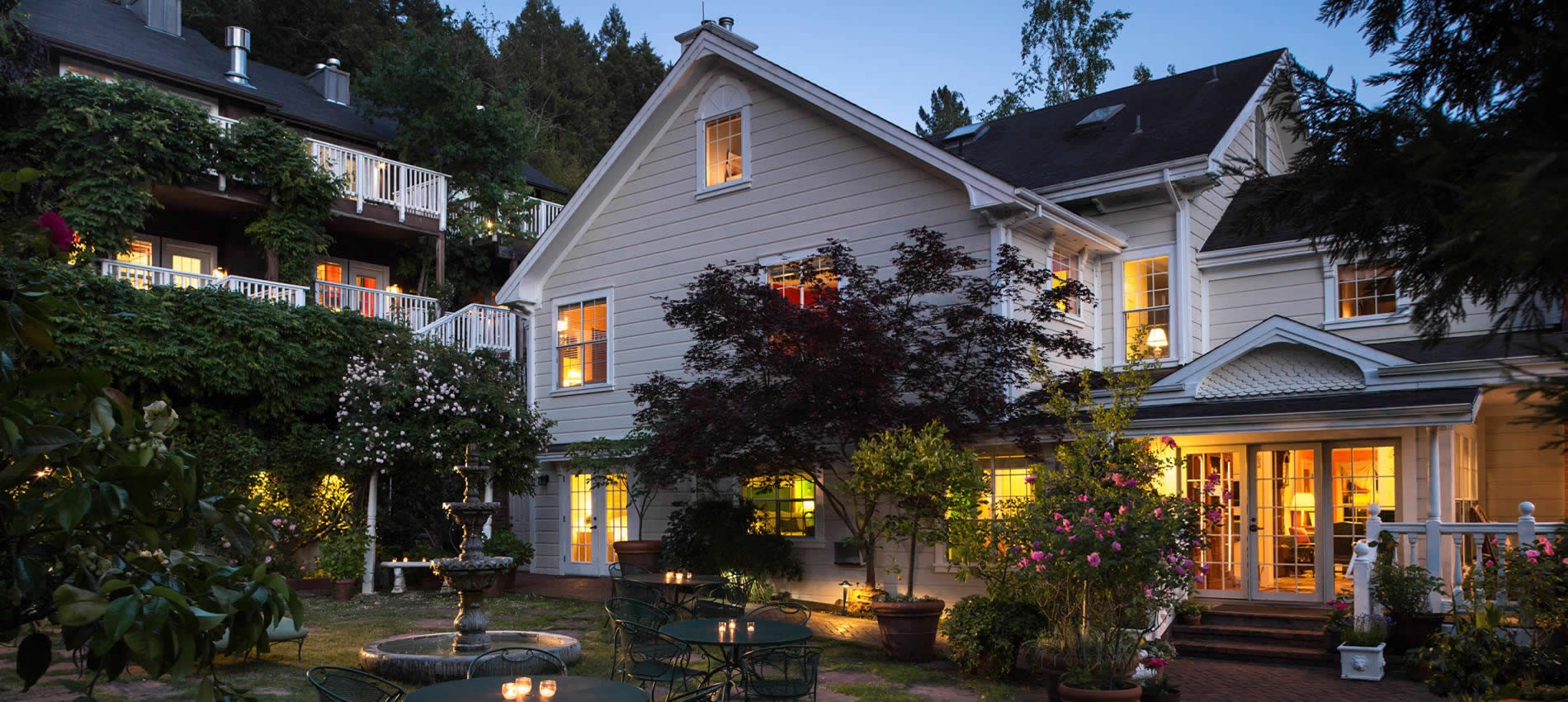 sonoma wine country bed and breakfast inn at occidental