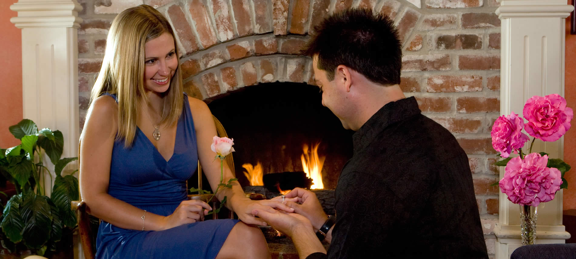 sonoma wine country romantic marriage proposal package