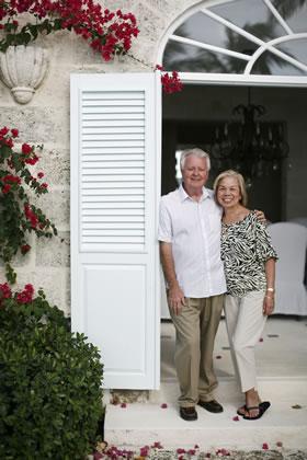 Jerry & Tina Wolsborn, Inn at Occidental Owners