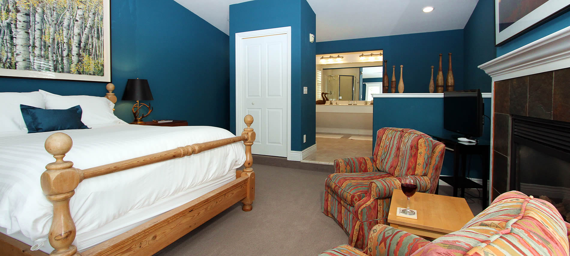 sonoma wine country inn guestroom