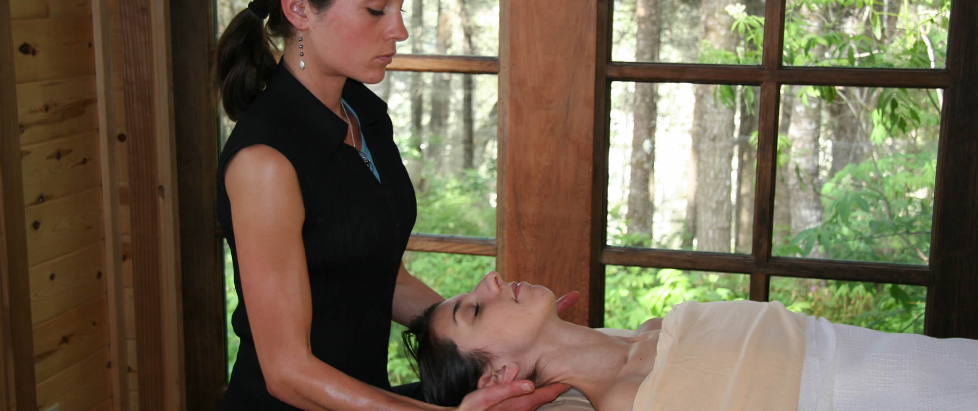massage services at inn at occidental