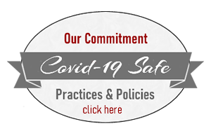covid-19 safe practices & policies badge